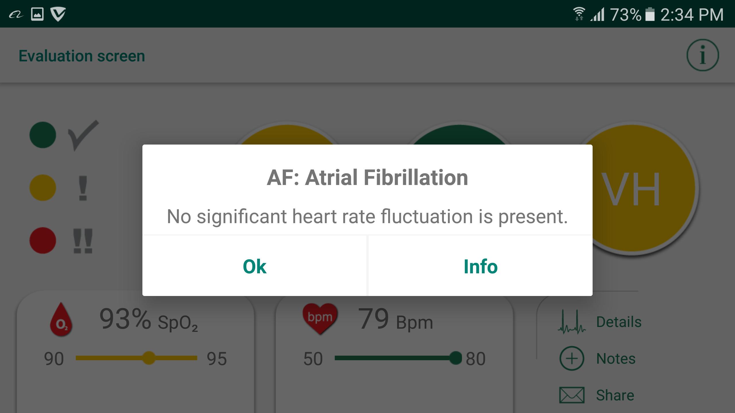 AF Results
