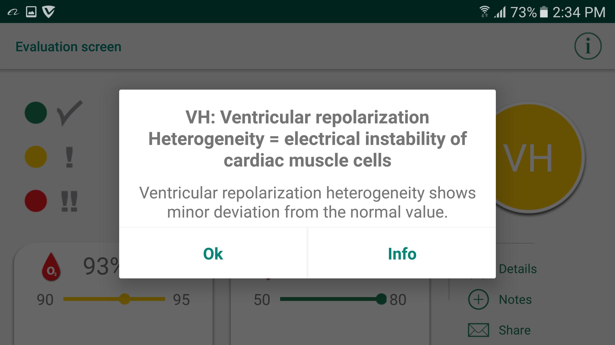 VH Results